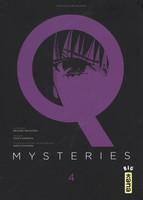 Actu Manga, Big Kana, Critique Manga, Kana, Manga, Q Mysteries, Seinen,