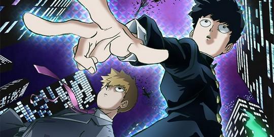 Toute l'actu de Mob Psycho 100 sur Japan Touch, le meilleur site d'actualité manga, anime, jeux vidéo et cinéma