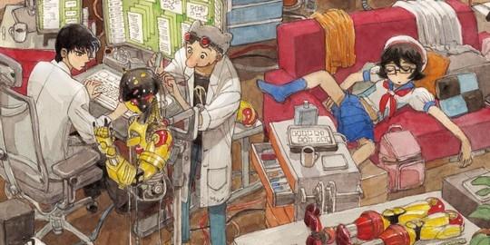 Suivez toute l'actu de Atom - The Beginning sur Japan Touch, le meilleur site d'actualité manga, anime, jeux vidéo et cinéma