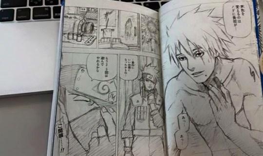 Actu Japanime, Japanime, Naruto Shippuden, Naruto Ten, Naruto Ten - Kaze no Sho, Masashi Kishimoto, Studio Pierrot,