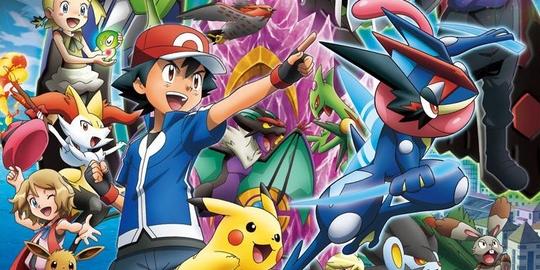 Suivez toute l'actu de Pokémon the Movie XY & Z : Volcanion to Karakuri no Magearna sur Japan Touch, le meilleur site d'actualité manga, anime, jeux vidéo et cinéma