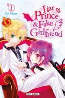 Lisez notre avis concernant le tome 1 de Liar Prince & Fake Girlfriend