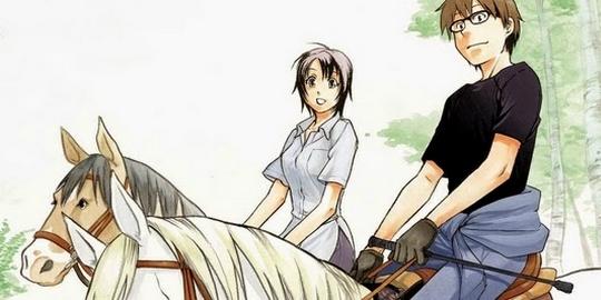 Suivez toute l'actu de Silver Spoon sur Japan Touch, le meilleur site d'actualité manga, anime, jeux vidéo et cinéma