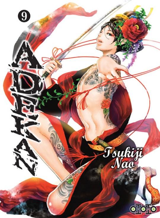 Actu Manga, Manga, Ototo, Seinen, Adekan, Inu & Neko,