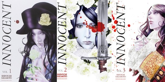 Ascension, Critique Manga, Delcourt, Dossier Manga et Editions, Innocent, Manga, Shin'ichi Sakamoto,