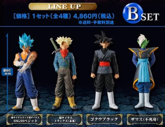 HG Dragon Ball Super : Arc Trunks du Futur, Bandai, Figurine, Actu Figurine, Dragon Ball Super,