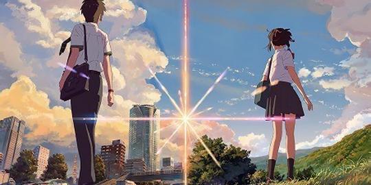 Your Name, Makoto Shinkai, Actu Ciné, Cinéma, Eurozoom,