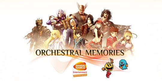 Bandai Namco, Concert, La Fée Sauvage, Musique, Orchestral Memories,