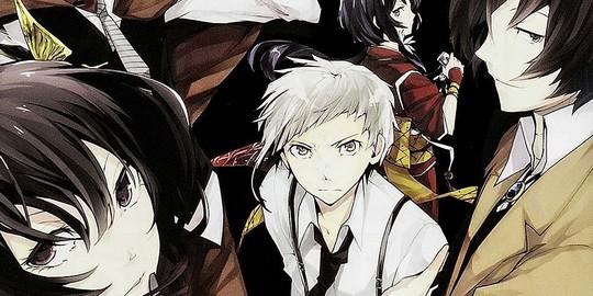 Actu Manga, Bungo Stray Dogs, Critique Manga, Manga, Ototo, Seinen, Shonen,