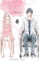 Akata, Critique Manga, Manga, Perfect World, Shojo,