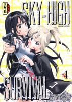 Critique Manga, Dark Kana, Kana, Mangas, Seinen, Sky-high Survival, Sky-High Survival,
