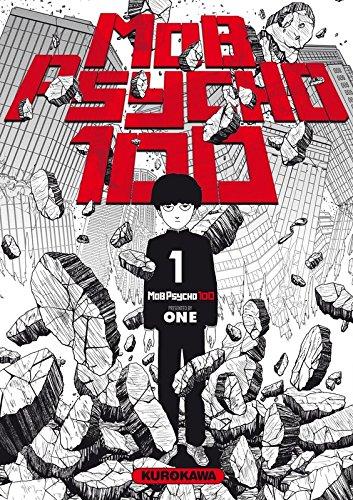 Mob Psycho 100, Manga, Actu Manga, Kurokawa, One,