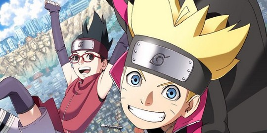 Boruto : Naruto Next Generations, Studio Pierrot, Actu Japanime, Japanime, Anime Digital Network,