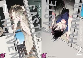 Caste Heaven, Chise Ogawa, Critique Manga, Manga, Taifu, Taifu Comics, Yaoi,
