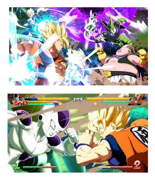 Dragon Ball Fighters, Arc System Works, Actu Jeux Vidéo, Jeux Vidéo, E3 2017, Bandai Namco Games,