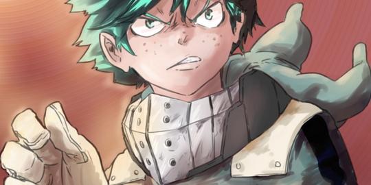 My Hero Academia, Manga, Actu Manga, Weekly Shonen Jump, Kohei Horikoshi,
