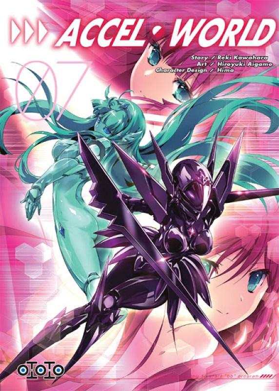Dengeki Bunko, Accel World, Manga, Actu Manga, Reki Kawahara, Hiroyuki Aigamo,