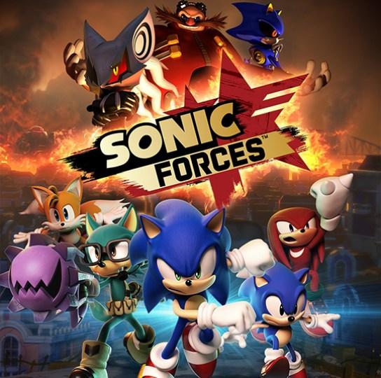 Koch Media, Nintendo Switch, PC, Sega, Sonic Forces, Xbox One, Actu Jeux Vidéo, Jeux Vidéo,