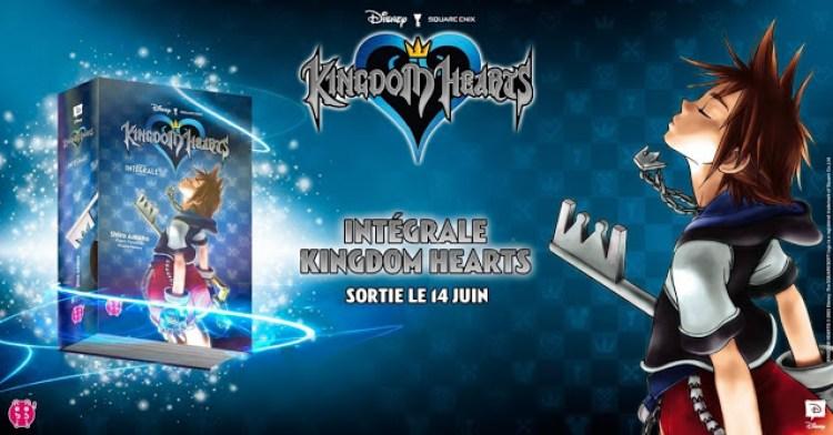Kingdom Hearts, Manga, Actu Manga, Nobi Nobi, Square Enix, Disney, Actu Jeux Vidéo, Jeux Vidéo,