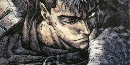 Berserk, Kentaro Miura, Manga, Actu Manga, Young Animal,