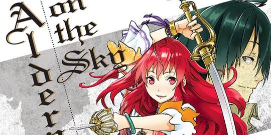 Actu Manga, Alderamin on the sky, Manga, Ototo,