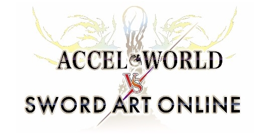 Accel World, Accel World vs Sword Art Online, Action-RPG, Actu Jeux Vidéo, Bandai Namco Games, Crossover, Playsation Vita, Playstation 4, Sword Art Online, Jeux Vidéo,