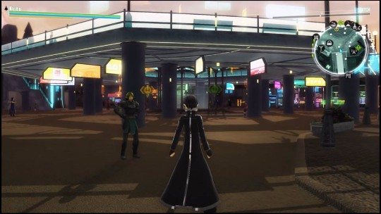 Accel World vs Sword Art Online, Action-RPG, Artdink, Bandai Namco Games, Critique Jeux Vidéo, Playstation 4, Playstation Vita,
