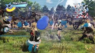 Warriors All-Stars, Omega Force, Jeux Vidéo, Critique Jeux Vidéo, Playstation 4, Playstation Vita, Steam, Tecmo Koei,