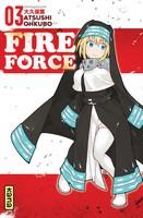 Critique Manga, Fire Force, Kana, Manga, Shonen, Atsushi Ohkubo,