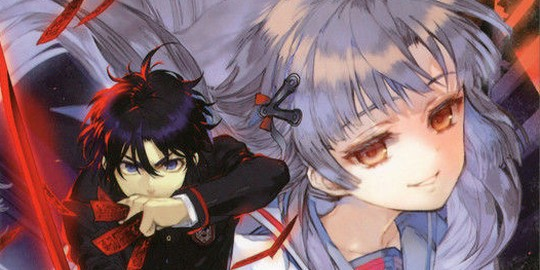 Critique Light Novel, Critique Manga, Kana, Light Novel, Manga, Owari no Seraph, Seraph of the End, Shonen, Yamato Yamamoto, Takaya Kagami,