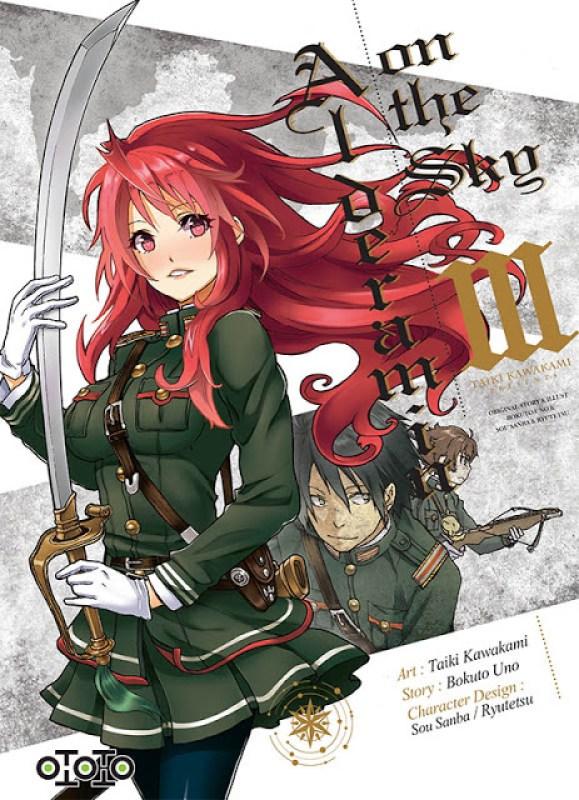Actu Manga, Alderamin on the sky, Manga, Ototo, Re:Monster,