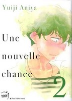 Critique Manga, Manga, Taifu Comics, Une Nouvelle Chance, Yaoi, Yuiji Aniya,