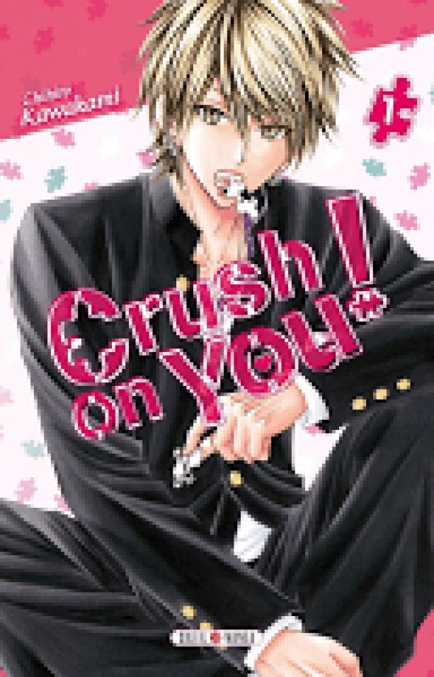Chihiro Kawakami, Manga, Critique Manga, Soleil Manga, Crush on You !,