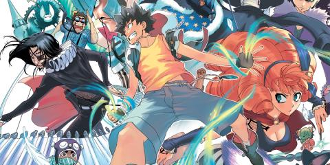 Une adaptation en anime pour Radiant
