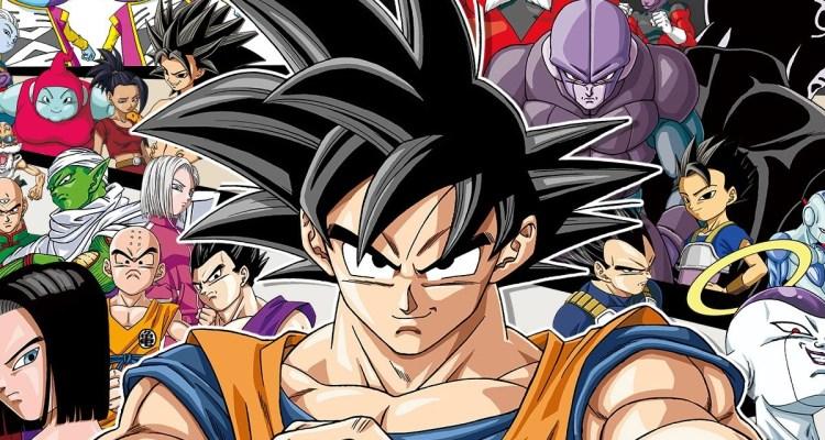 Une date de sortie pour le tome 5 de Dragon Ball Super