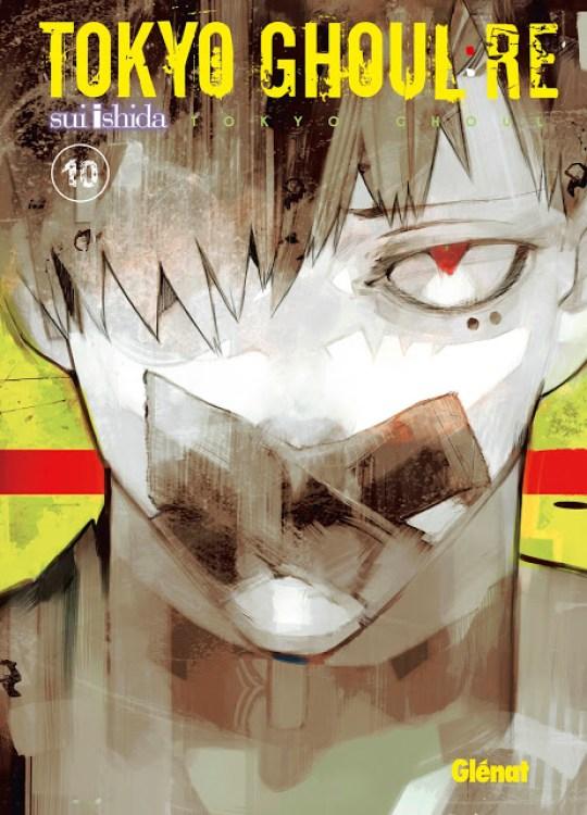 Tokyo Ghoul:re, Actu Japanime, Japanime, Studio Pierrot,