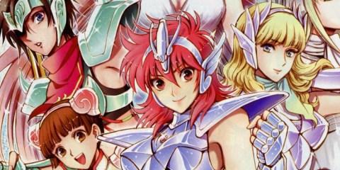 Une période de lancement pour Saint Seiya : Saintia Shô ! Suivez toute son actu sur Nipponzilla, le meilleur site d'actualité manga, anime, jeux vidéo et cinéma