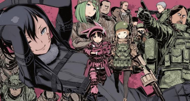 Un teaser de Sword Art Online Alternative : Gun Gale Online a été dévoilé ! Suivez toute son actu sur Nipponzilla, le meilleur site d'actualité manga, anime, jeux vidéo et cinéma