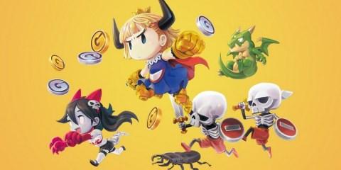 Penny Punching Princesse pour le 30 mars sur Nintendo Switch ! Nipponzilla, votre site d'actualité jeux videos, anime et manga !