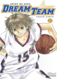 Une adaptation en anime pour Dream Team