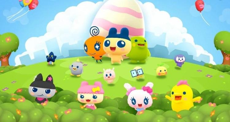 My Tamagotchi Forever arrive le 15 mars sur iOS et Android ! Nipponzilla, votre site d'informatio jeux video, manga et anime !