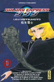 Galaxy Express 999 Tome 1