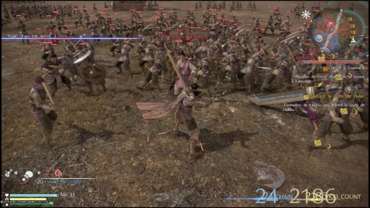 Notre test de Dynasty Warriors 9 sur Nipponzilla !