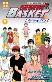 Suivez toute l'actu de Kuroko's Basket - Replace Plus sur Nipponzilla, le meilleur site d'actualité manga, anime, jeux vidéo et cinéma