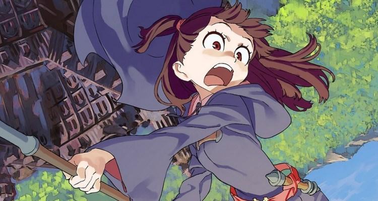 Une date de sortie pour Little Witch Academia : Chamber of Time ! Plus d'infos sur Nipponzilla, votre actualité jeux video, manga et anime