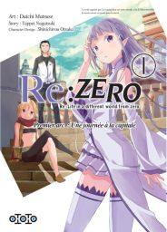 Un visual art de l'OAV de Re:Zero - Re:Life in a Different World from Zero a été dévoilé ! Suivez toute son actu sur Nipponzilla, le meilleur site d'actualité manga, anime, jeux vidéo et cinéma
