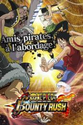 One Piece : Bounty Rush est disponible sur smartphones