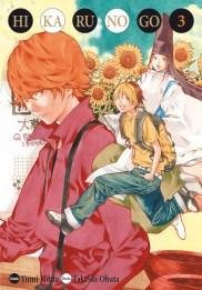 Le tome 3 de Hikaru no Go