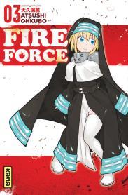 Suivez toute l'actu de Atsushi Ohkubo et Fire Force sur Nipponzilla, le meilleur site d'actualité manga, anime, jeux vidéo et cinéma