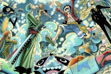 Suivez toute l'actu de One Piece et du Saikyô Jump sur Nipponzilla, le meilleur site d'actualité manga, anime, jeux vidéo et cinéma